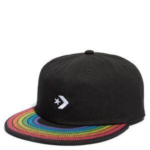 Converse Pride Dad Cap Hat Rainbow 10018559 OSFA